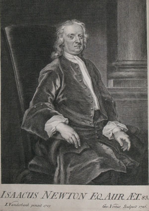 apud Guil & Joh. Innys, 1726) Engraved by George Vertue (1684–1756) after painting by John Vanderbank (1694?–1739), Whipple Library STORE 70:7.