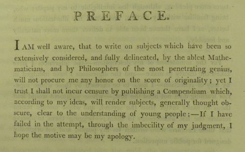 Bryan Astronomy preface