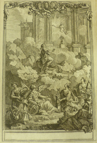Chatelet Institutions frontispiece