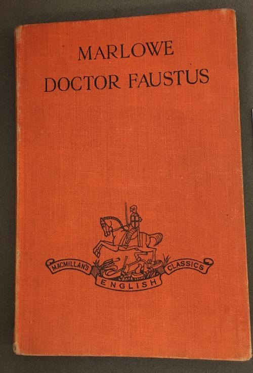 Faustus Book