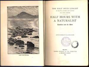 rambles near the shore / by J.G. Wood (London, James Nisbett & Co., 1899) STORE 136:45