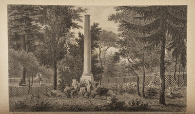 monument small