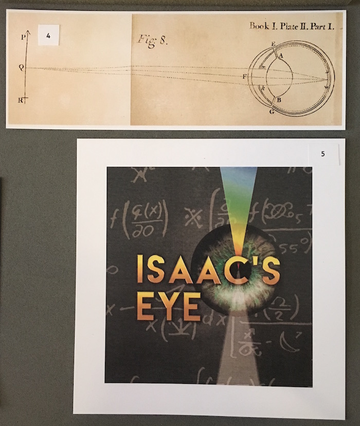Opticks Zoom and Isaac's Eye