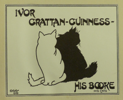 Young Grattan bookplate