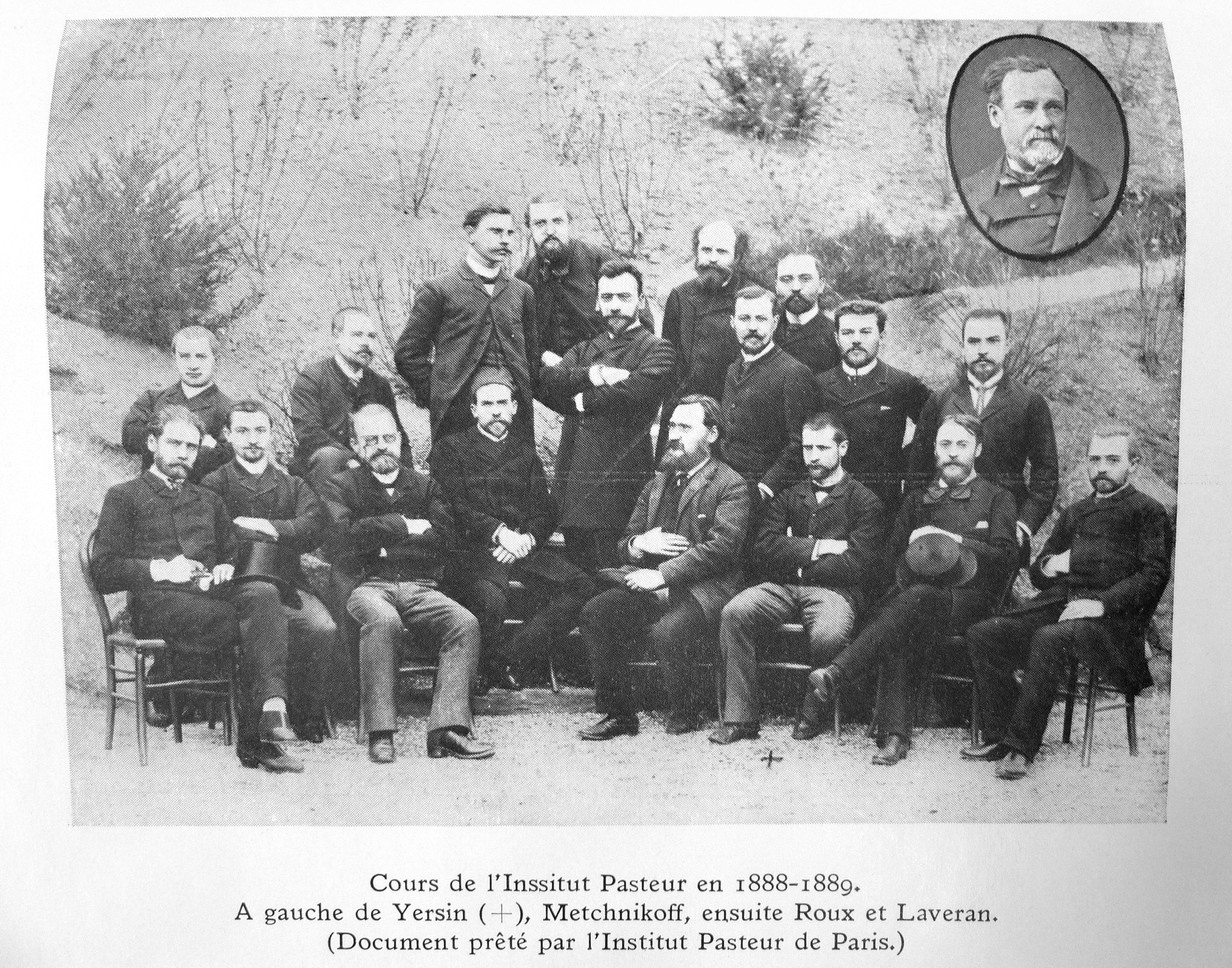 Yersin Pasteur Institute