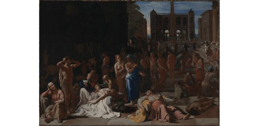 Plague in an Ancient City: Michael Sweerts, 1652-1654