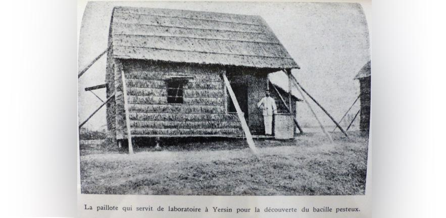 Yersin et la peste: ouvrage publié pour le cinquantenaire de la découverte du microbe de la peste. Bernard, N. Lausanne: F. Rouge, 1944.